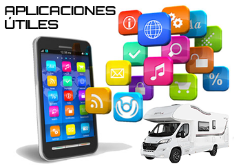 Aplicaciones recomendables para viajar en autocaravana